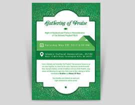 Nro 48 kilpailuun Design A Flyer for an Event käyttäjältä sriosdesign