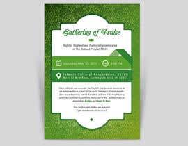 Nro 53 kilpailuun Design A Flyer for an Event käyttäjältä sriosdesign