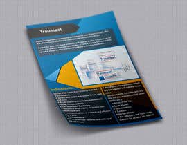 Nro 8 kilpailuun Design a Product Flyer käyttäjältä ahmedgalal185