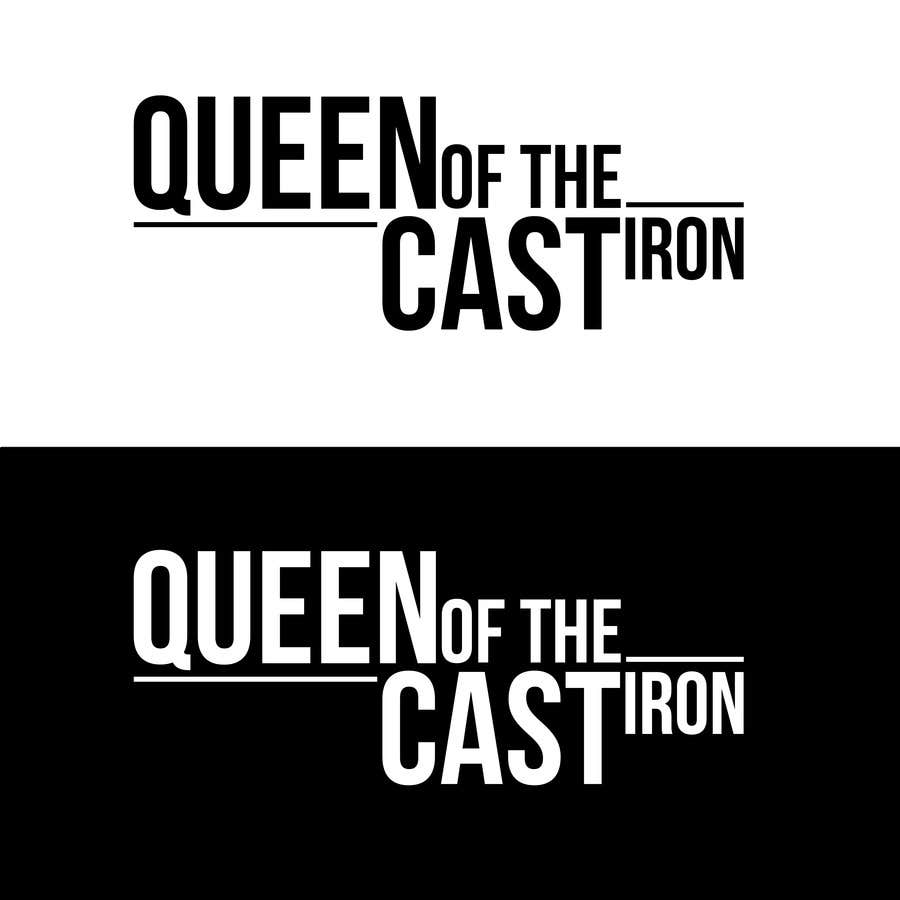 Proposition n°15 du concours Design a Logo for Queen of the Cast Iron