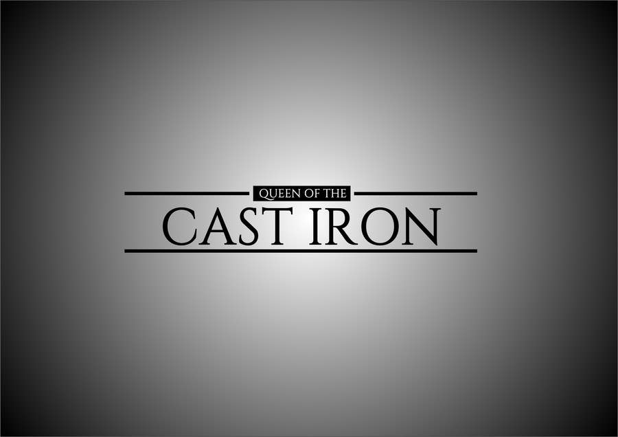 Proposition n°5 du concours Design a Logo for Queen of the Cast Iron