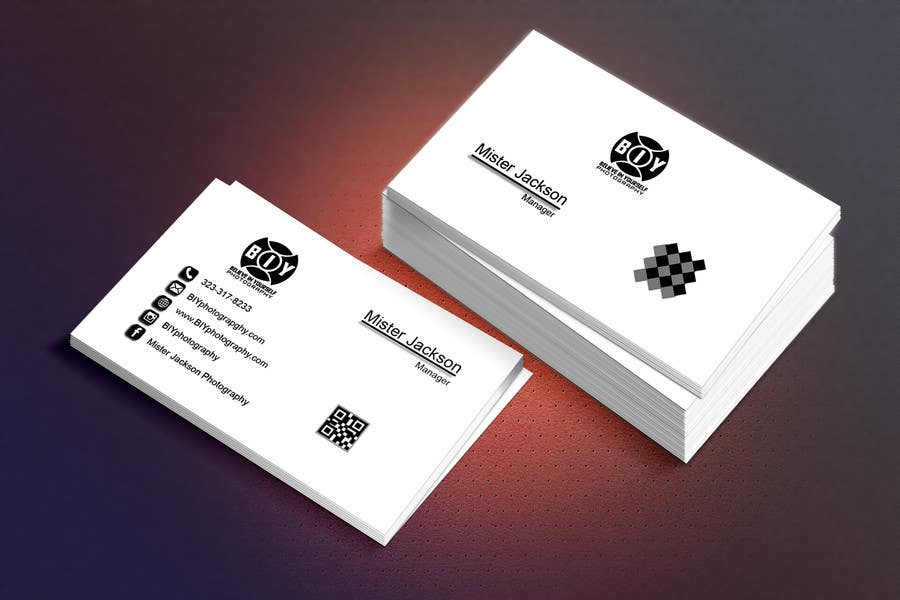 Entry #53 by gdalif99 for one of a kind logo and business card ...