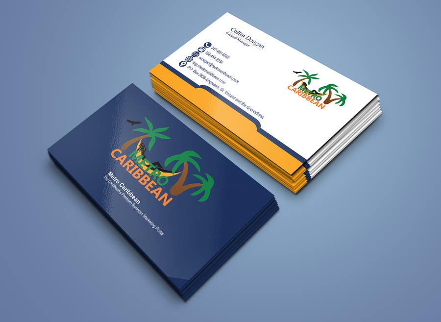 Proposition n°58 du concours one of a kind logo and business card design contest