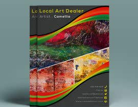 nº 9 pour Local Art Dealer Flyer par yeadul