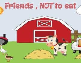 #18 for VeganEvan Facebook Page Cover Photo Contest by mostafaa818