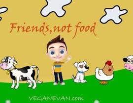 nº 26 pour VeganEvan Facebook Page Cover Photo Contest par jsjuthi