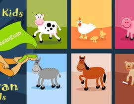 #17 for VeganEvan Facebook Page Cover Photo Contest by mansoribrahim