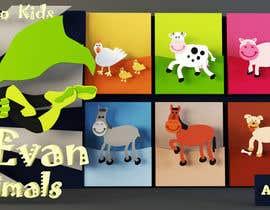 nº 23 pour VeganEvan Facebook Page Cover Photo Contest par mansoribrahim