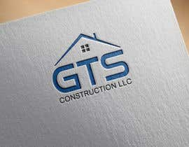 #76 for Company Logo: GTS Construction LLC by Junaidy88