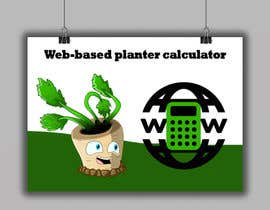 nº 4 pour Web-based planter calculator promotional image par alifakonjee