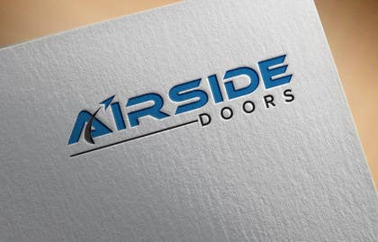 #132 for AirSide Doors- NEW LOGO CONTEST by Crativedesign