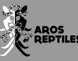 #15 para AROS Reptiles - Mask with a snake LOGO de danimations