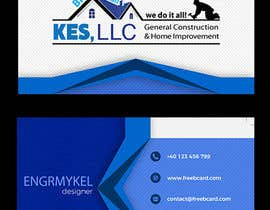 nº 68 pour Design a logo for KES General Construction & Home Improvement par engrmykel