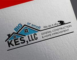 nº 38 pour Design a logo for KES General Construction & Home Improvement par Toy20