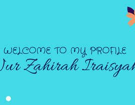 #24 for Design a FB Cover and Profile Picture by nurasikinrahman