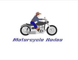 nº 21 pour Motorcycle Rodeo Logo par nasta199630