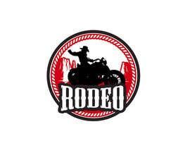nº 2 pour Motorcycle Rodeo Logo par amkazam