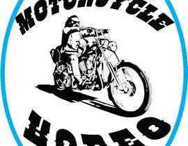 nº 41 pour Motorcycle Rodeo Logo par sabbirhassan43