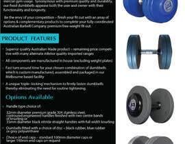 nº 7 pour Update brochure layout par mayankparmar90