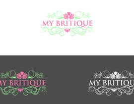 #194 for Clothing Boutique logo by BrilliantDesign8