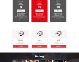 #37 for logo + website design for lottery an easy task for a designer by bestwebthemes
