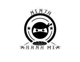 Nro 56 kilpailuun Design Banh Mi shop logo käyttäjältä BrilliantDesign8
