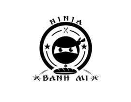 Nro 58 kilpailuun Design Banh Mi shop logo käyttäjältä BrilliantDesign8