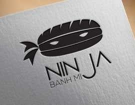 Nro 40 kilpailuun Design Banh Mi shop logo käyttäjältä alkafi723