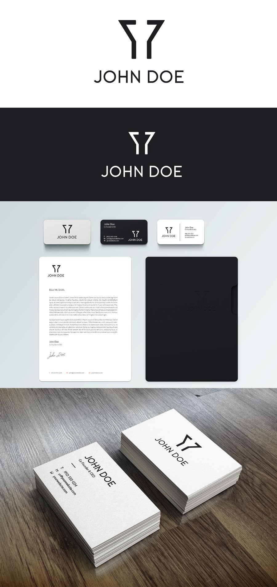 Contest Entry #796 for Design some Business Cards