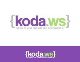 #25 untuk Design a Logo for Koda.ws oleh RBM777