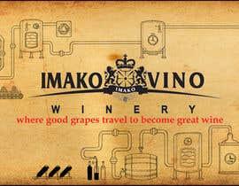 nº 11 pour Hand-drawn illustration of wine-making process par E1matheus