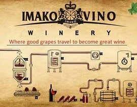 nº 20 pour Hand-drawn illustration of wine-making process par satishandsurabhi