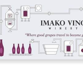 nº 12 pour Hand-drawn illustration of wine-making process par reyryu19