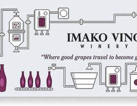 nº 14 pour Hand-drawn illustration of wine-making process par reyryu19