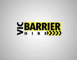 nº 84 pour Logo design for Vic Barrier Hire par loumariafei