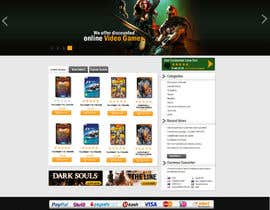 Nro 9 kilpailuun Website Design for CDKEY Warehouse for interspire shopping cart käyttäjältä phpMaestro