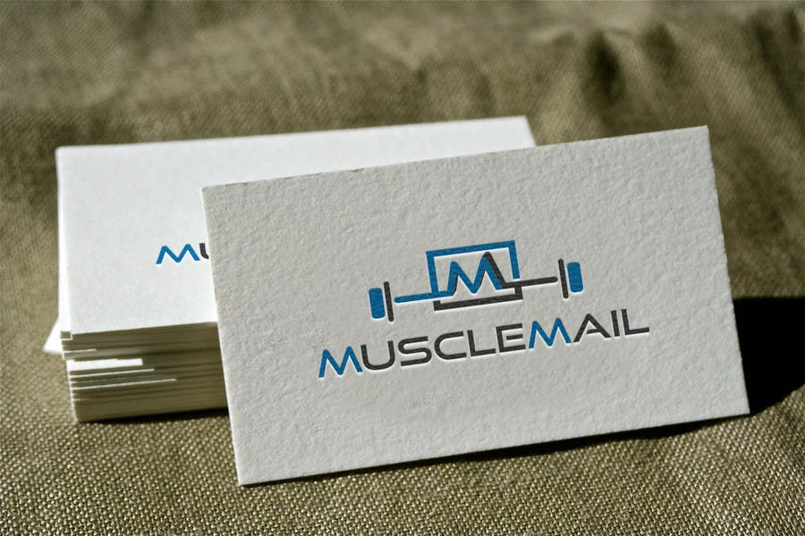 Proposition n°139 du concours Logo Design for MuscleMail - new UK fitness business