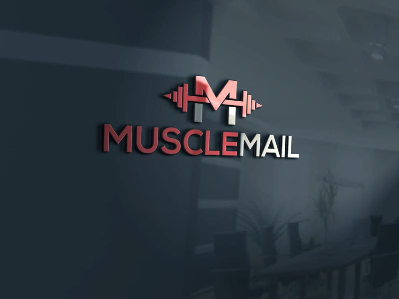 Proposition n°76 du concours Logo Design for MuscleMail - new UK fitness business