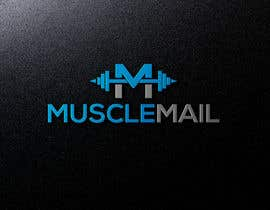 nº 79 pour Logo Design for MuscleMail - new UK fitness business par primarycare