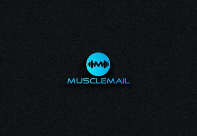 #124 for Logo Design for MuscleMail - new UK fitness business by DesignYoo