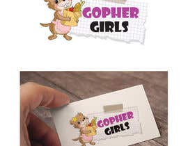 "#31 for Design a Logo for ""Gopher Girls"" by wpurple"