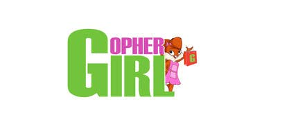 "#45 for Design a Logo for ""Gopher Girls"" by carlosluisalvar"