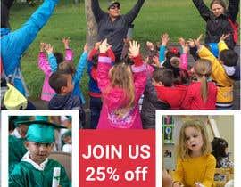 Nro 29 kilpailuun Education Preschool and Kindergarten Registration Flyer käyttäjältä sisaifsd