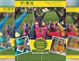 Nro 59 kilpailuun Education Preschool and Kindergarten Registration Flyer käyttäjältä vectorhive