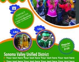 Nro 91 kilpailuun Education Preschool and Kindergarten Registration Flyer käyttäjältä MasudBD6