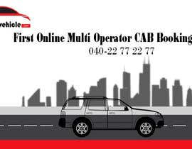 nº 4 pour Design Banners for a Cab Booking Portal par sohagpg