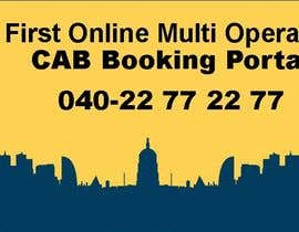 nº 22 pour Design Banners for a Cab Booking Portal par sohagpg