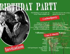 #11 for Design an invitation by Danijela1976