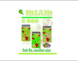 nº 13 pour Design a Logo for Fried Ice Cream Roll, salad bar, wrap ( healthy food ) par yunitasarike1