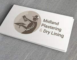Nro 8 kilpailuun Logo and Business Cards for Plastering compnay käyttäjältä prolificgwd4